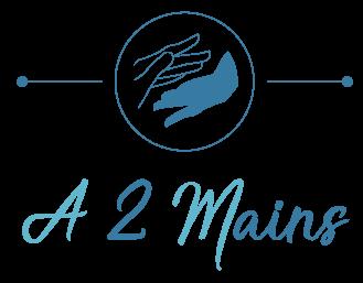 LOGO A2Mains Montauban Massage cranien Adeline